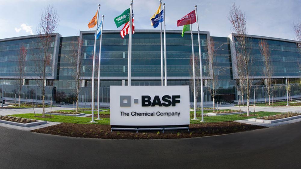 Υποχωρεί η μετοχή της BASF μετά την αρνητική προειδοποίηση για τα κέρδη