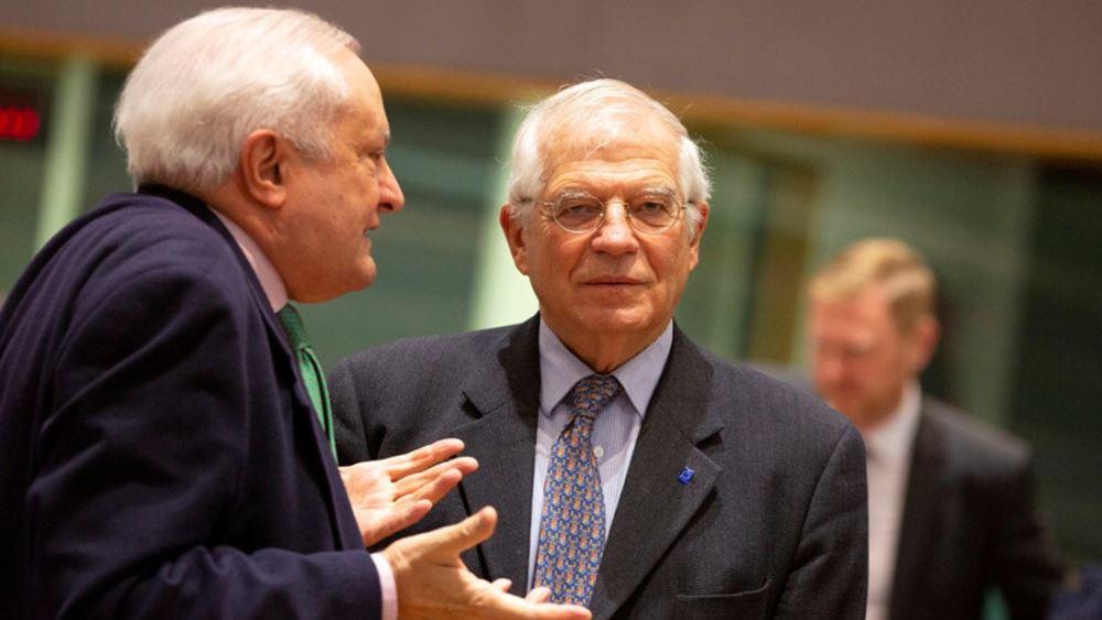 Στην Τρίπολη ο επικεφαλής της ευρωπαϊκής διπλωματίας