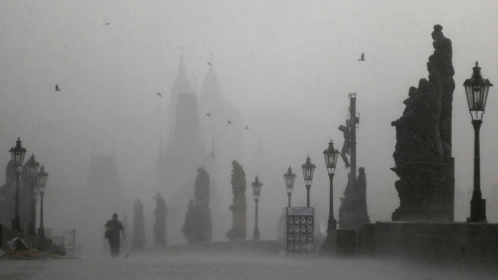 Τσεχία: Τουλάχιστον πέντε νεκροί από την καταιγίδα που έπληξε την Κεντρική Ευρώπη
