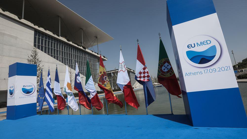 EUMED9 - Μισέλ: Να γίνει η Ευρώπη η πρώτη κλιματικά ουδέτερη ήπειρος