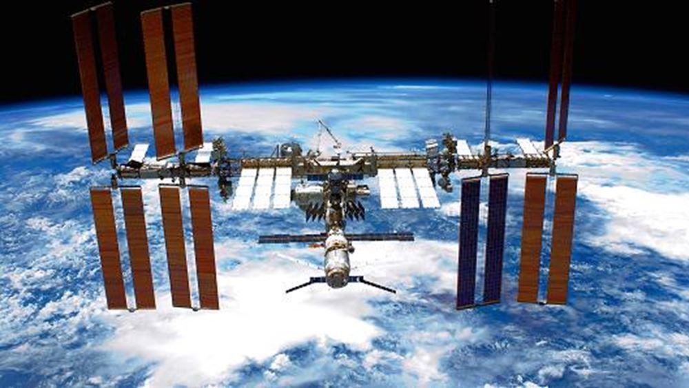 """Ρωσία: Το ανθρωποειδές ρομπότ """"Φιόντορ"""" εργάσθηκε με δράπανο στον Διεθνή Διαστημικό Σταθμό"""