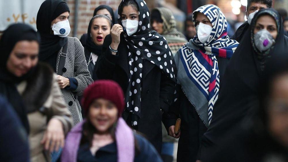 Ιράν: Στα υψηλότερα επίπεδα 4μήνου τα νέα κρούσματα κορονοϊού