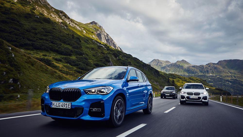 Nέα BMW X1 xDrive25e