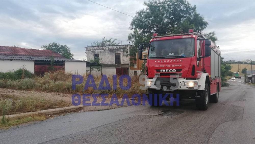 Η Πυροσβεστική δέχθηκε 1.182 κλήσεις κατά τη διάρκεια της κακοκαιρίας στη Β. Ελλάδα