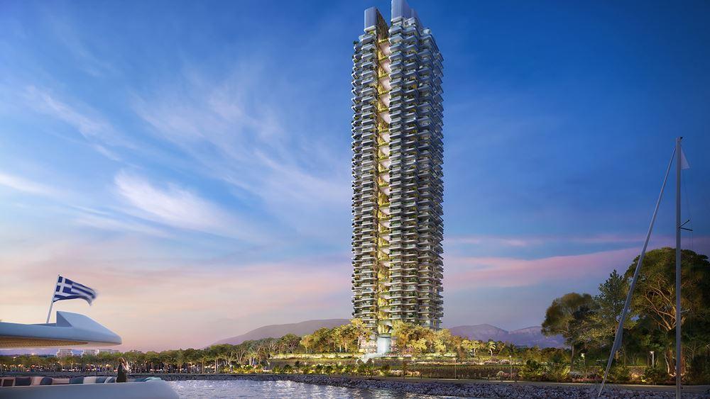 Marina Tower: Θα ολοκληρωθεί το 2025, στα 250 εκατ ευρώ το κόστος