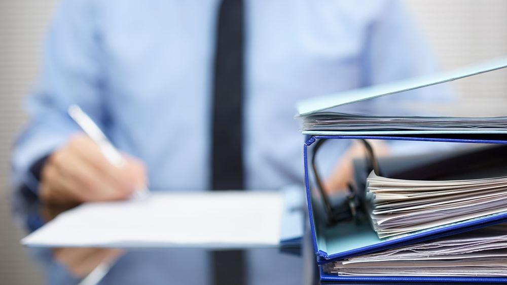 Διασταυρώσεις εφορίας- τραπεζών για τις επαγγελματικές δαπάνες