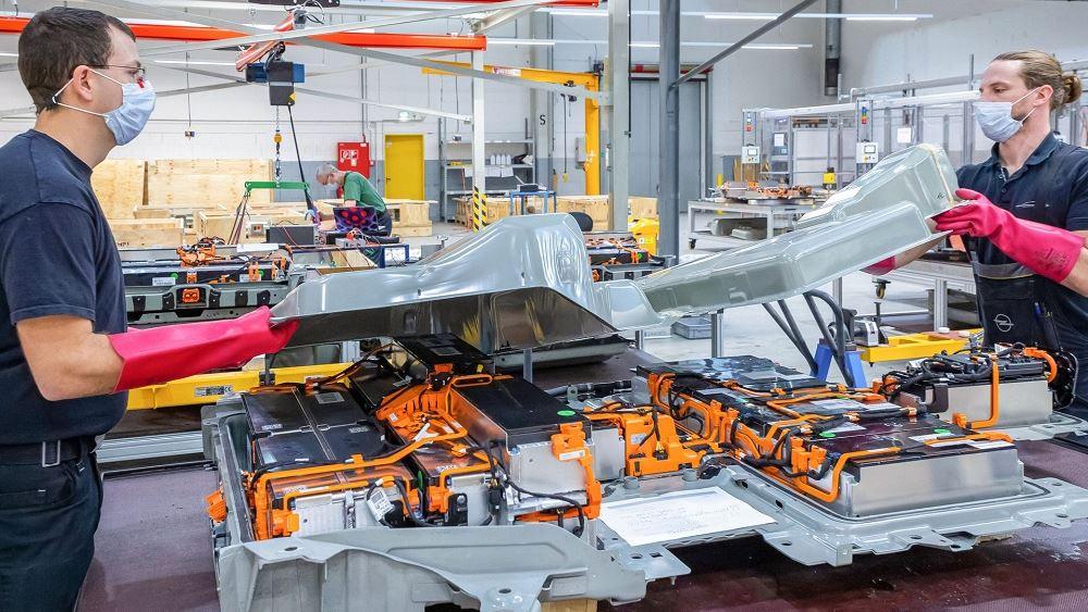 Το προηγμένο κέντρο μπαταριών της Opel