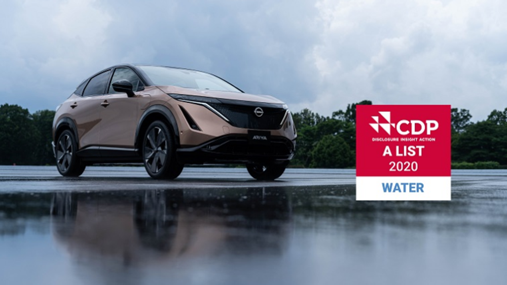 Η Nissan ηγείται της ασφάλειας των υδάτων