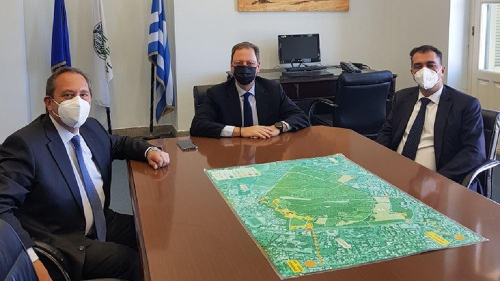 Νέος πρόεδρος του Ινστιτούτου Γεωργικών Επιστημών ο Διονύσης Κυριακόπουλος