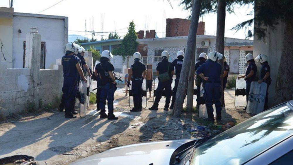 Ξάνθη: Επέμβαση της ΕΛ.ΑΣ. σε οικισμό Ρομά μετά από καταγγελίες για εξαγορά ψήφων