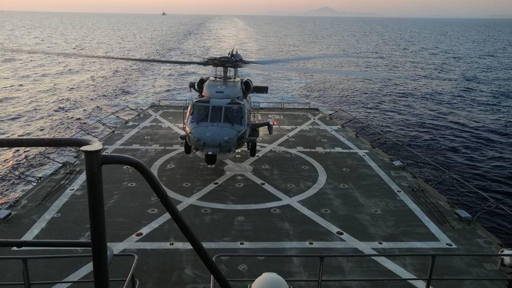 """Πολυεθνική άσκηση """"Bright Star 21"""" στην Αλεξάνδρεια με συμμετοχή των ελληνικών Ενόπλων Δυνάμεων"""