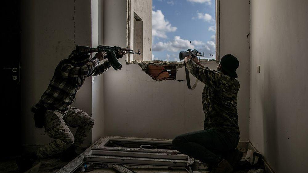 Εν μέσω κρίσης κορονοϊού, η Λιβύη βαδίζει προς τη διχοτόμηση