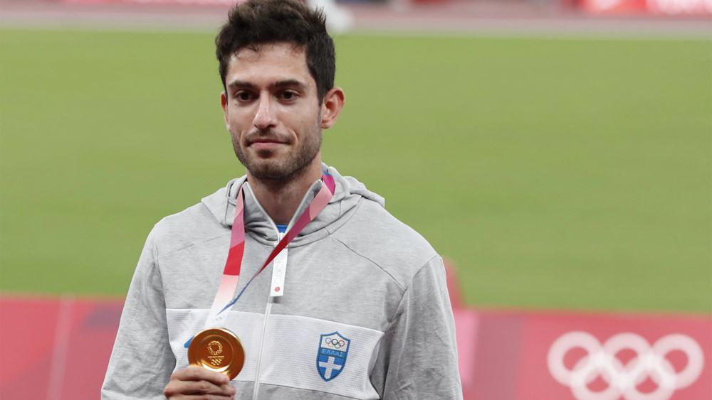 Μίλτος Τεντόγλου: Ο Χρυσός Ολυμπιονίκης που από το παρκούρ στα Γρεβενά, έκανε power up στην κορυφή του κόσμου