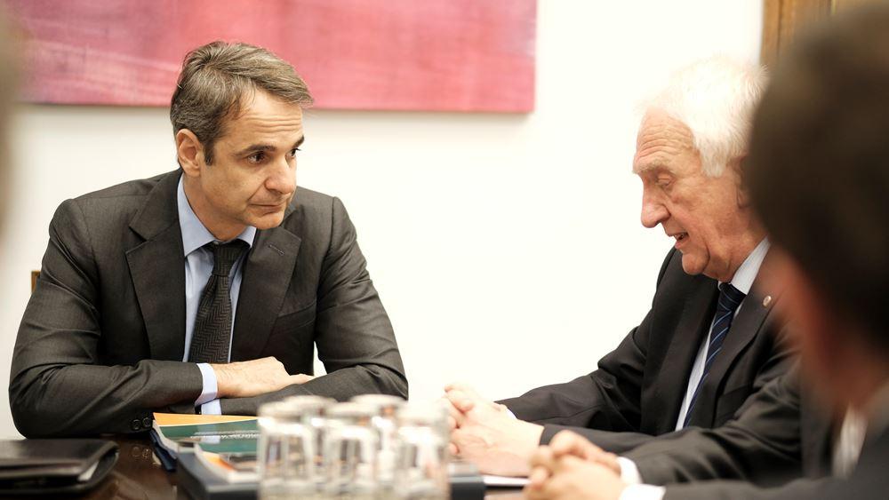 Κ. Μητσοτάκης: Η κυβέρνηση φέρει την ευθύνη στο ακέραιο για την τραγωδία στο Μάτι