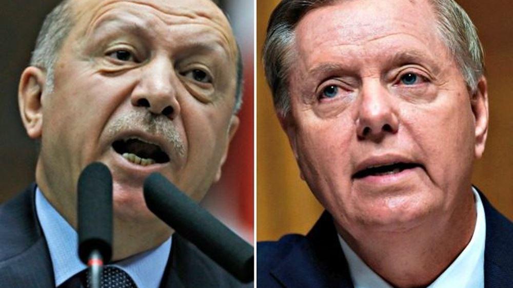 Ρεπουμπλικανός γερουσιαστής: Να επαναφέρουμε την Τουρκία στο πρόγραμμα των F-35