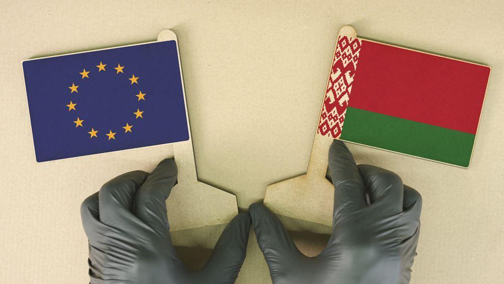 Η Λευκορωσία ανακαλεί τον μόνιμο εκπρόσωπό της στην ΕΕ για διαβουλεύσεις
