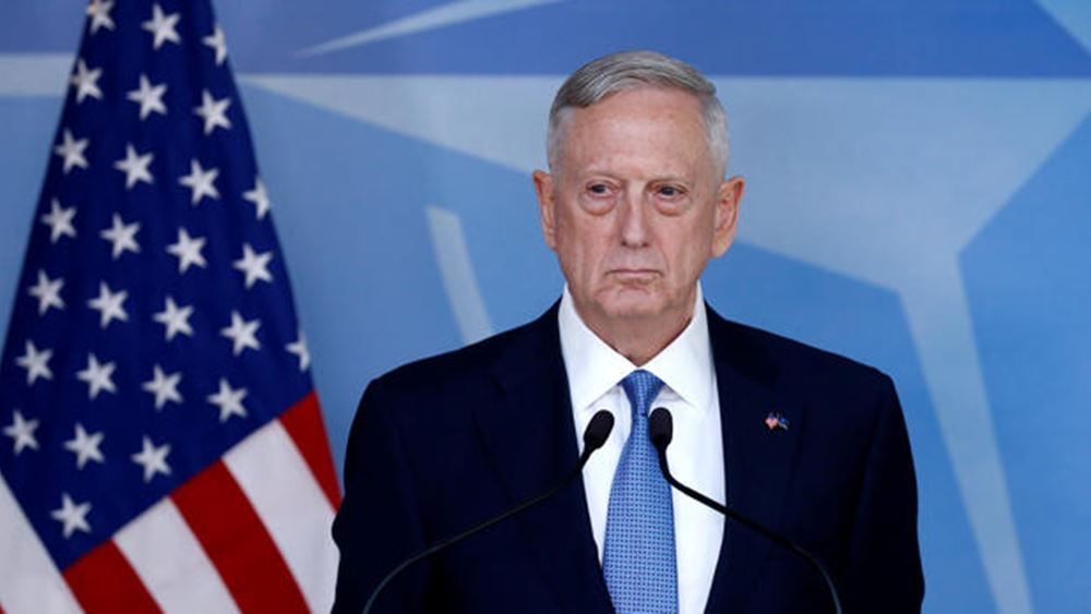 Μάτις (υπ. Άμυνας ΗΠΑ): Σταθερός και εξαιρετικός σύμμαχός μας η Ελλάδα