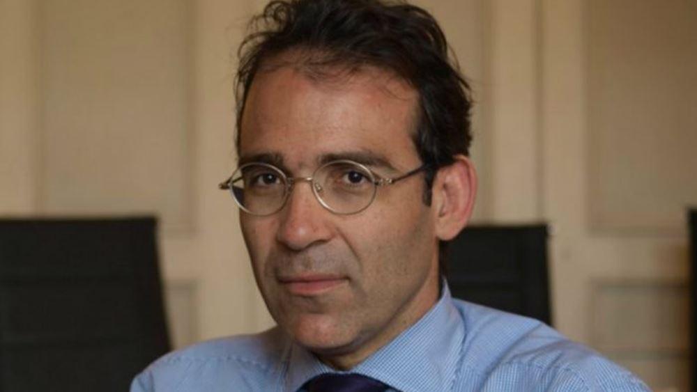 ΕΛΙΑΜΕΠ: Νέος Γενικός Διευθυντής ο Γιώργος Παγουλάτος