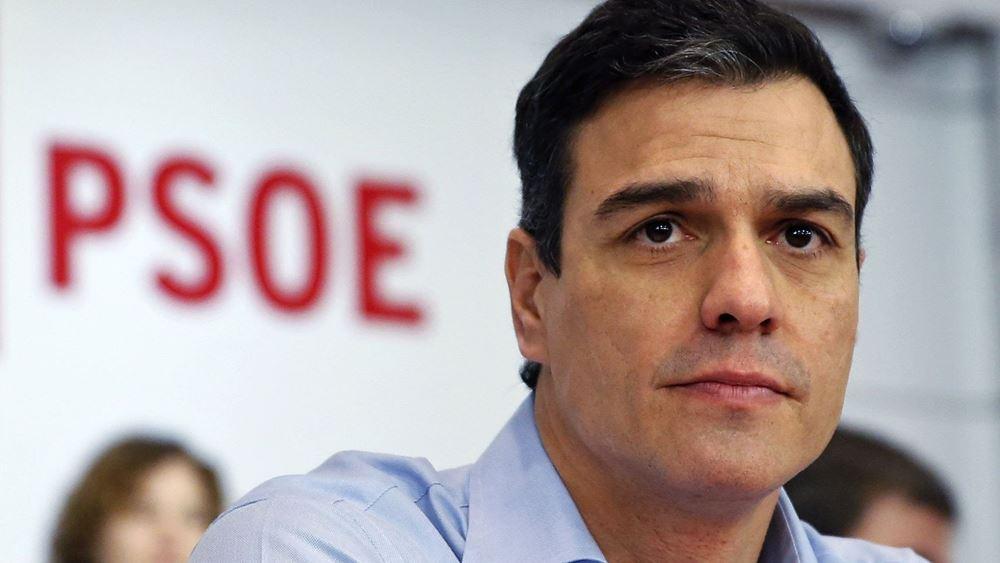 Ισπανία: Έκκληση Σάντσεθ για ενότητα εν μέσω των αντιδράσεων για την πρόθεση παράτασης των μέτρων