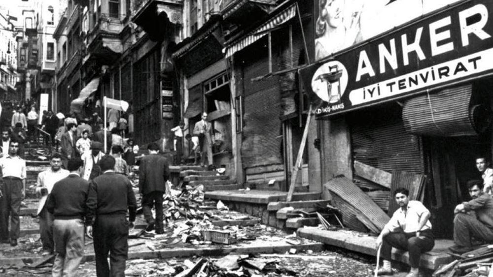 """Τουρκία: Κοινοβουλευτική διερεύνηση των """"Σεπτεμβριανών"""" του 1955 ζητά το HDP"""