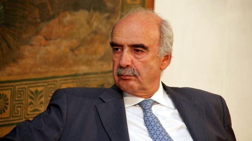 Μεϊμαράκης: Ουδέποτε υπήρξε πρόταση ή συμφωνία με Τσίπρα για συγκυβέρνηση με τον ΣΥΡΙΖΑ
