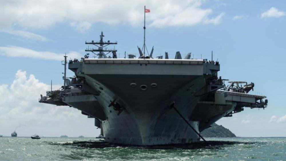 """ΗΠΑ: Το Πεντάγωνο προετοιμάζει """"σχέδιο αντίδρασης"""" για το Ιράν"""