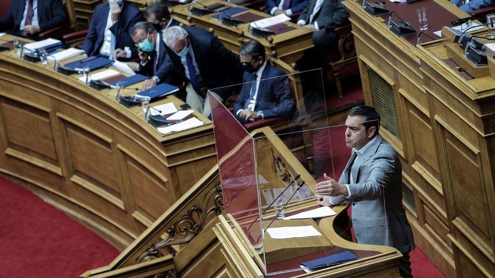 Τσίπρας Βουλη 2020