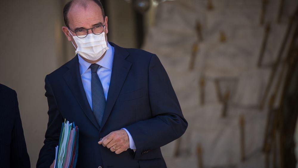 Le Monde: Το Παρίσι θέλει να καταστήσει υποχρεωτική τη μάσκα σε κάποιους εξωτερικούς χώρους