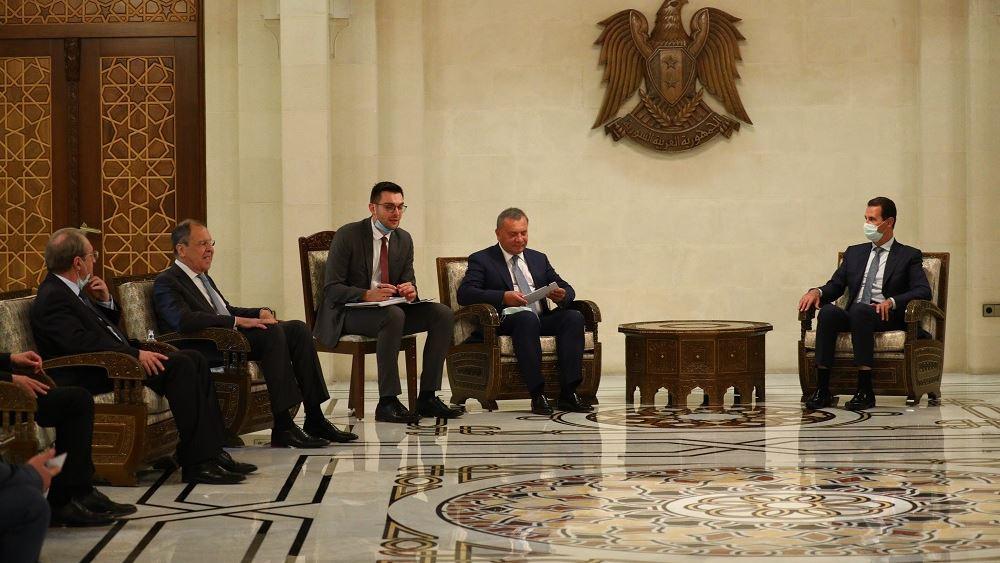 Λαβροφ Ασαντ 07.09.2020