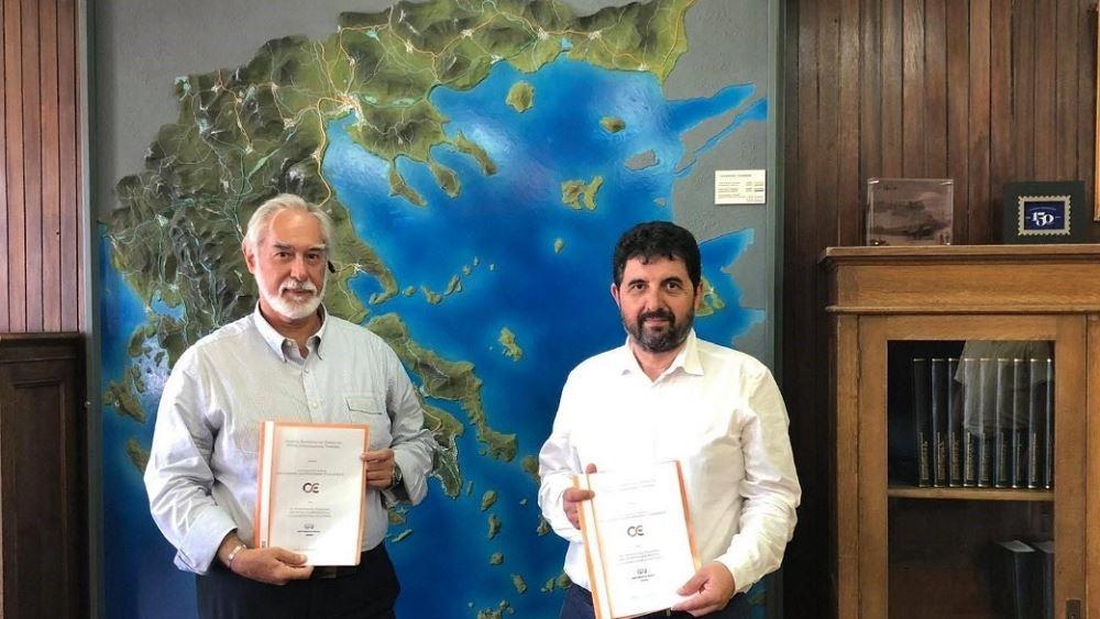 Νέα συμφωνία υπέγραψε ο ΟΣΕ με τη Grup Feroviar Roman