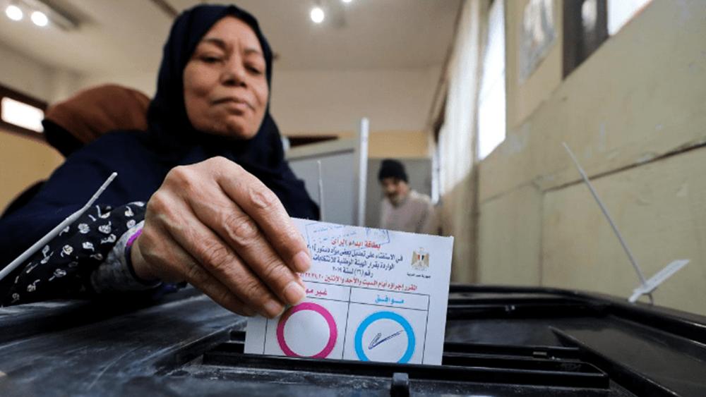 Αίγυπτος: 61 εκατομμύρια Αιγύπτιοι ψηφίζουν από το πρωί για 25 συνταγματικές μεταρρυθμίσεις