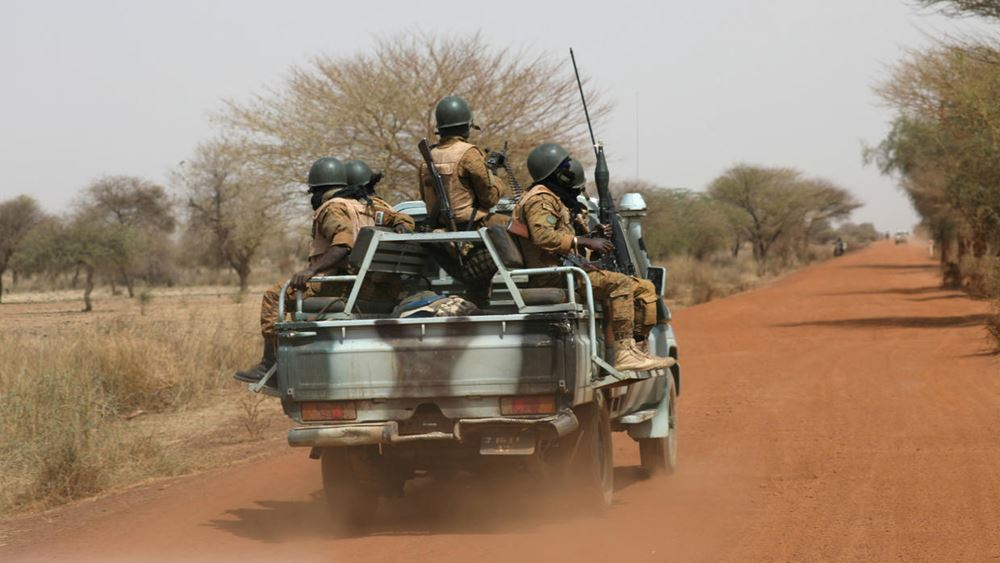 """Μπουρκίνα Φάσο: Νεκροί 36 πολίτες σε """"τρομοκρατική"""" επίθεση"""