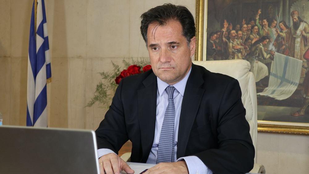 Γεωργιάδης: Αυξάνεται η ανάγκη για μεγαλύτερους χώρους logistics και πιο ισχυρές εταιρείες ταχυμεταφορών