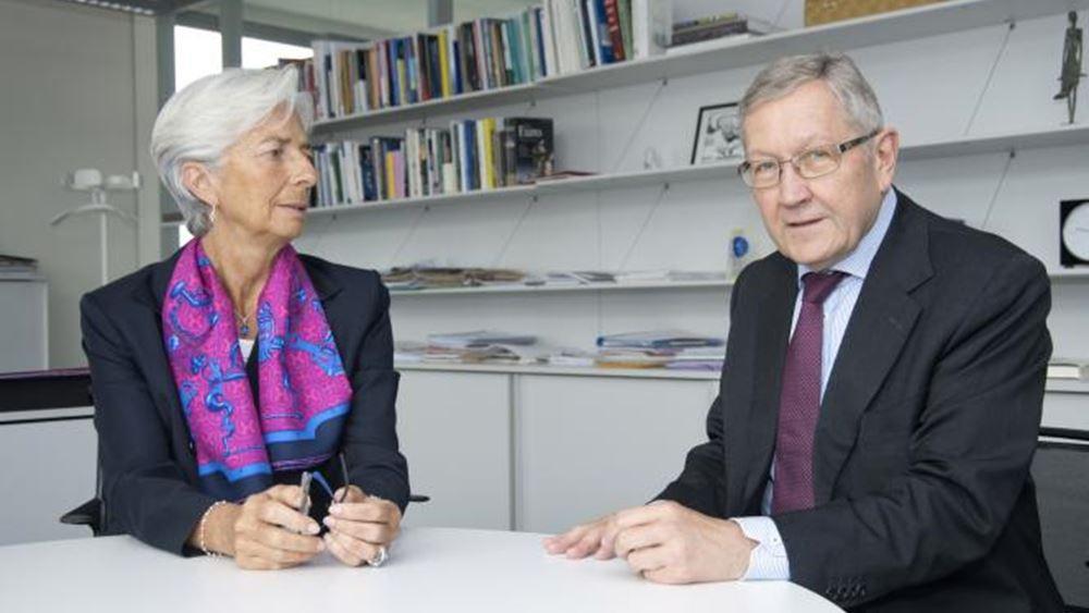 """""""Aνεπίσημη"""" εκκίνηση της συζήτησης για το χρέος μεταξύ ΔΝΤ-ESM"""