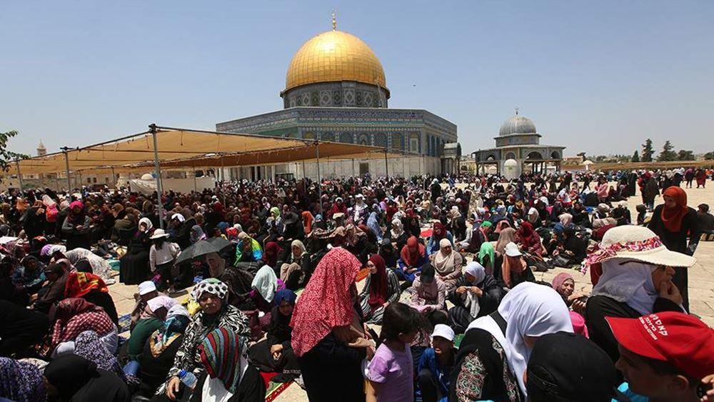 """Ιορδανία: Προειδοποίηση προς το Ισραήλ για τερματισμό των """"βαρβαρικών"""" παραβιάσεων στο τέμενος Αλ Ακσα"""