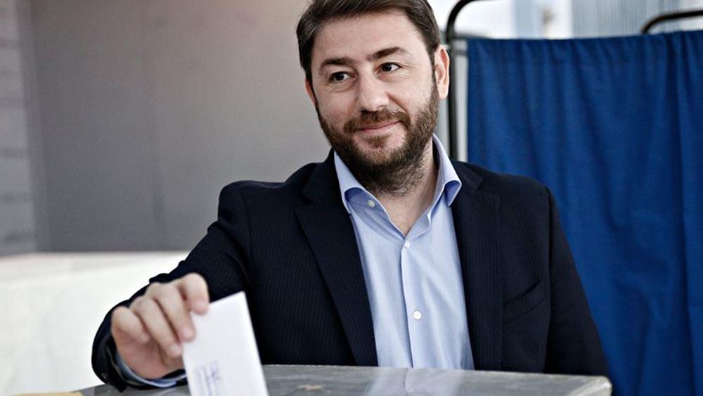 Ανδρουλάκης στην Ολομέλεια του ΕΚ: Οι κυρώσεις προς την Τουρκία είναι πλέον μονόδρομος
