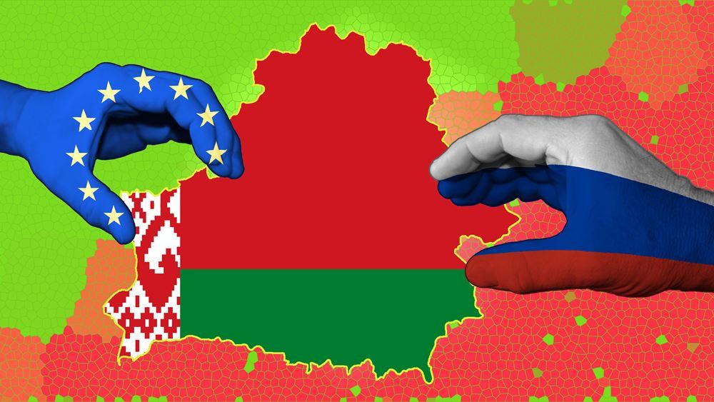 ΕΕ σε Ρωσία: Μείνε έξω από τη Λευκορωσία