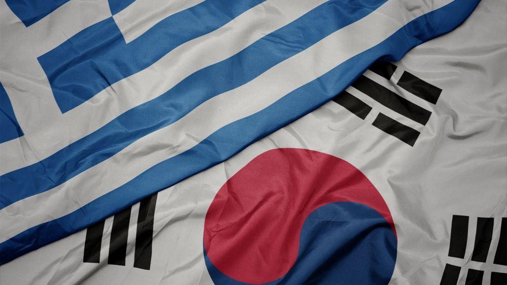 Ελλαδα Νοτια Κορεα