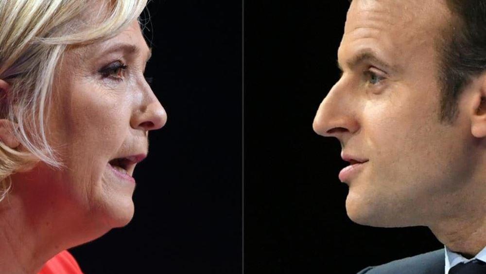 Η γαλλική ακροδεξιά επικρατεί με διαφορά 0,9%, σύμφωνα με τα τελικά αποτελέσματα