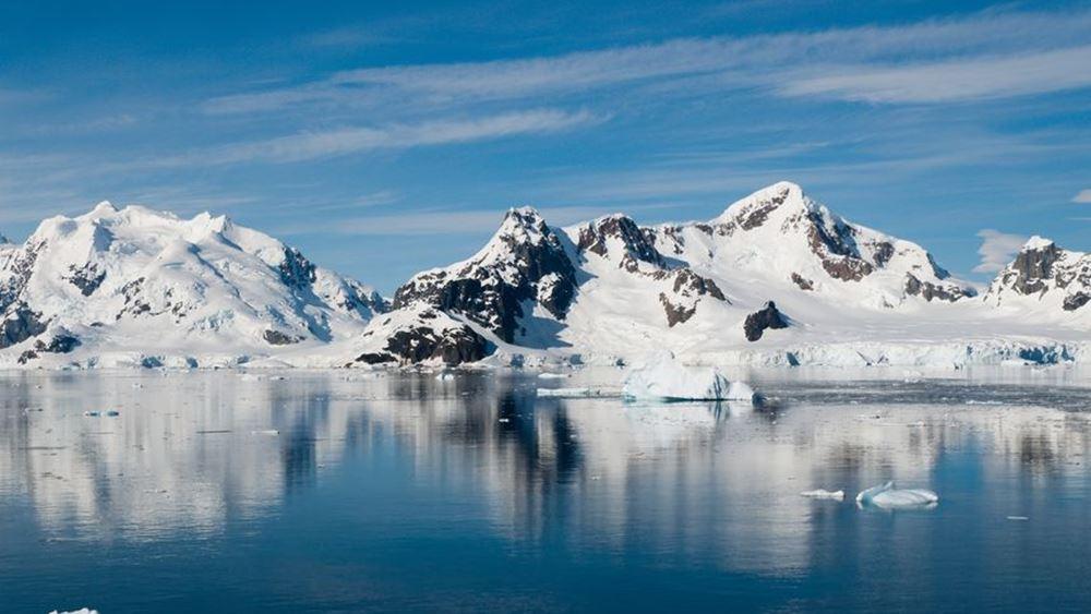 Δραματική συρρίκνωση των θαλάσσιων πάγων της Ανταρκτικής για άγνωστο λόγο