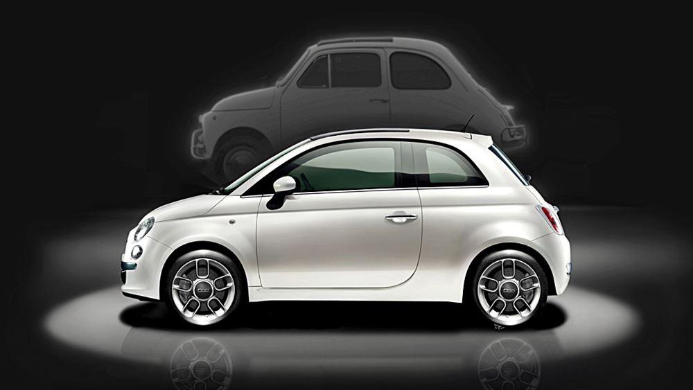 Η σχεδιαστική εξέλιξη του Fiat 500