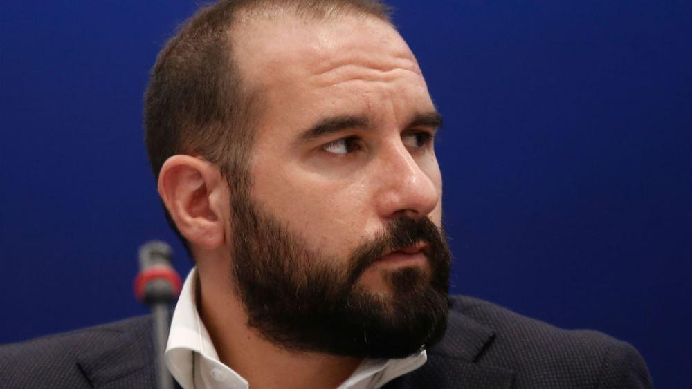 Τζανακόπουλος στο ΑΠΕ/ΜΠΕ: Δίνουμε τη συλλογική μάχη