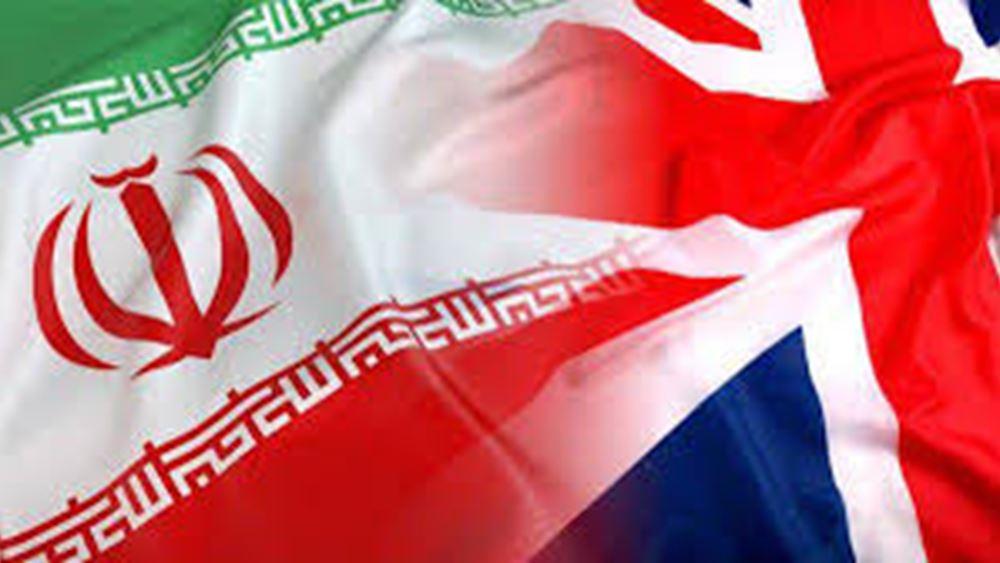Επέστρεψε στην Τεχεράνη ο πρεσβευτής της Βρετανίας Ρομπ Μακέιρ