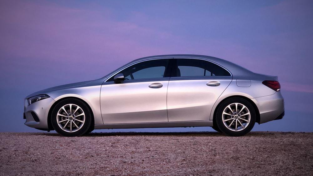 Mercedes-Benz A 180 d Sedan 7G-DCT