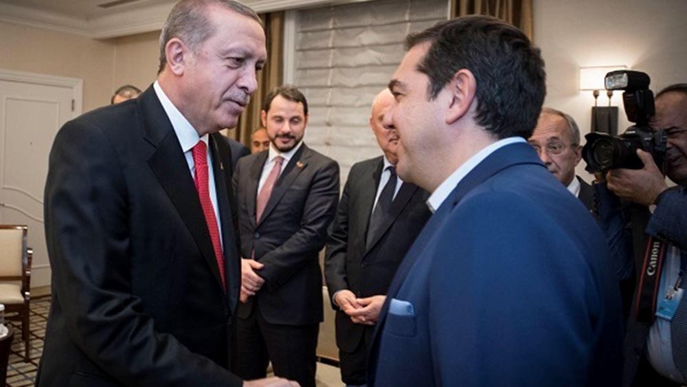 """Η νέα ρύθμιση για το άσυλο και η """"συμφωνία"""" Τσίπρα- Ερντογάν"""