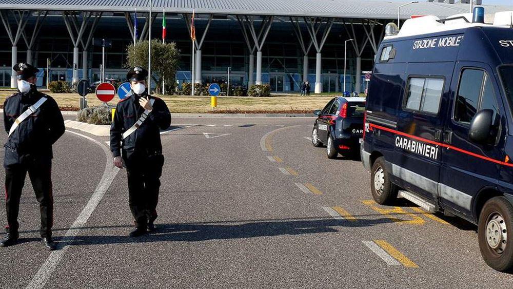 Ξεπέρασαν τους 20.000 οι νεκροί στην Ιταλία - Μειώνονται τα κρούσματα, αυξάνονται οι θάνατοι