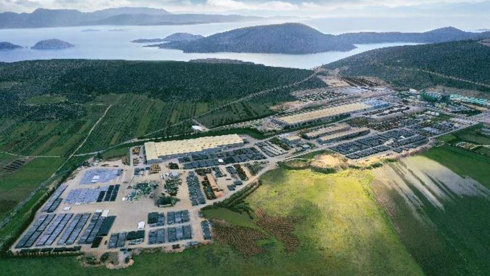 Στη Σωληνουργεία Κορίνθου νέο μεγάλο έργο υποθαλάσσιου αγωγού στην Ανατολική Μεσόγειο