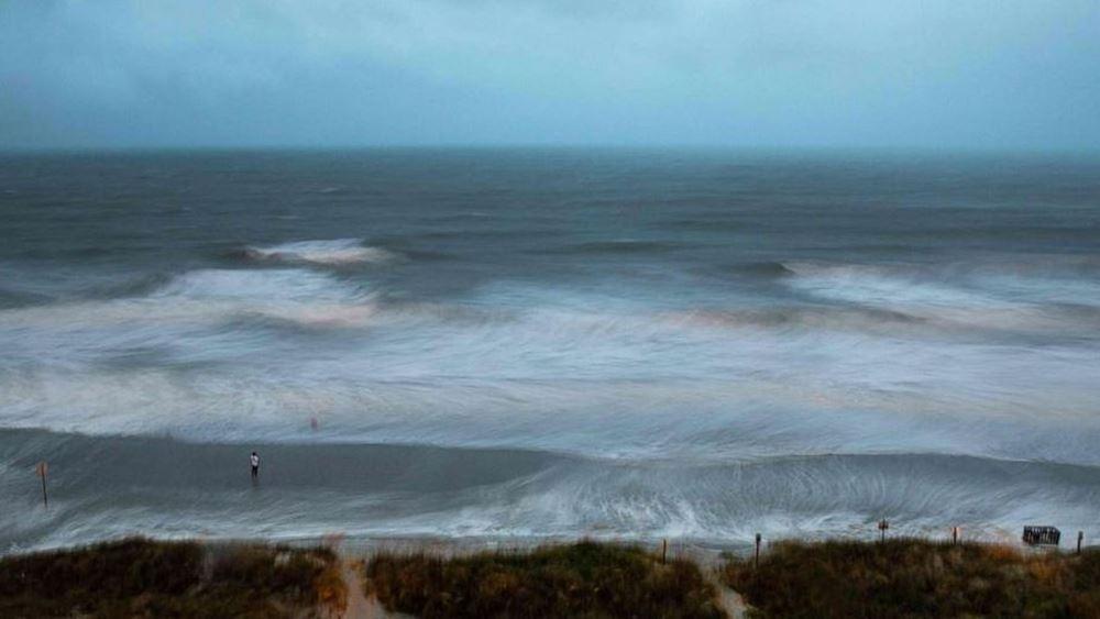 ΗΠΑ: Ο τυφώνας Ησαΐας έφθασε στη Βόρεια Καρολίνα
