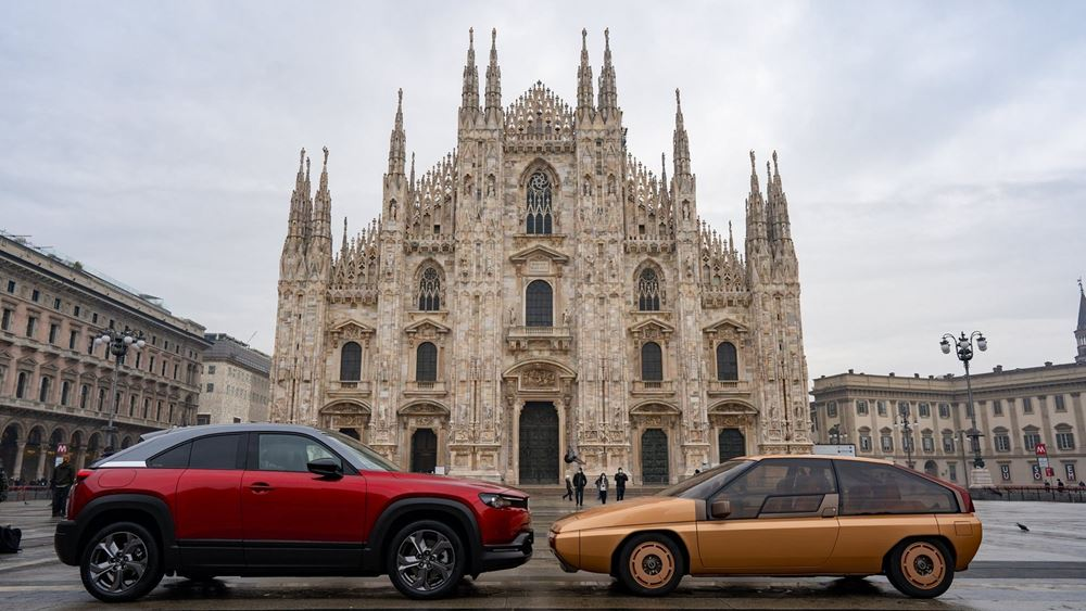 60 χρόνια Ιταλικής επιρροής στον σχεδιασμό της Mazda
