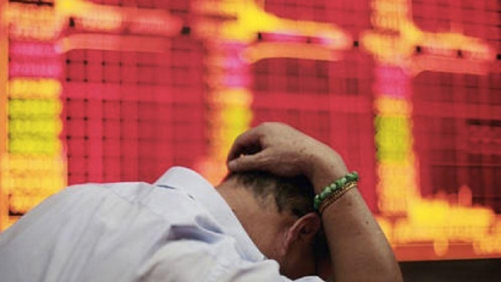 Στο βαθύ κόκκινο οι ευρωαγορές, κλιμακώνονται οι ανησυχίες για το εμπόριο